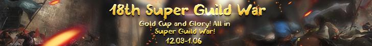 18th Super Guild War