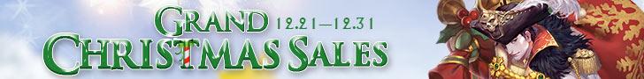Grand Christmas Sales