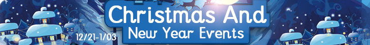 Christmas and New Year Events