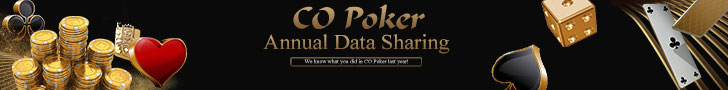 CO Poker Annual Data Sharing