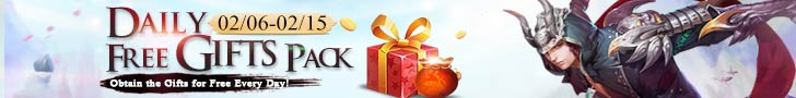 Daily Free Gifts Pack