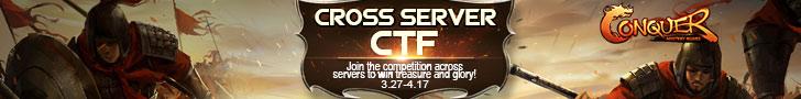 Cross Server CTF