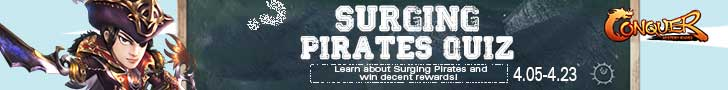 Surging Pirates Quiz