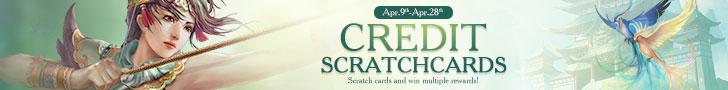 Credit Scratchcard