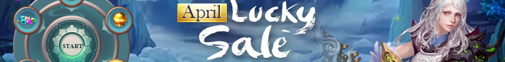April Lucky Sale