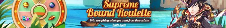 Supreme Bound Roulette
