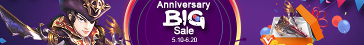 Anniversary Big Sale