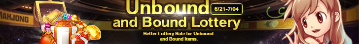 Unbound and Bound Lottery