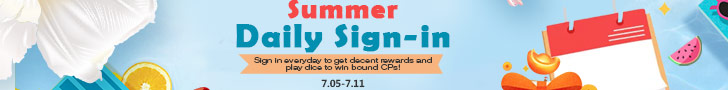 Summer Daily Sign-in