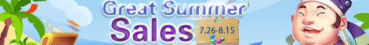 Great Summer Sales