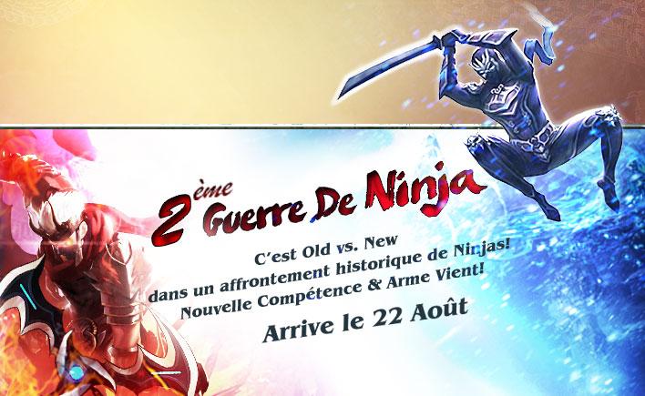 Quête Epique de Ninja