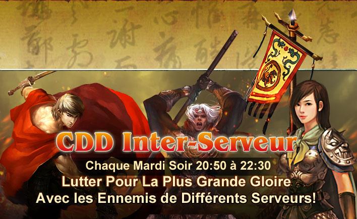 CDD Inter-Serveur
