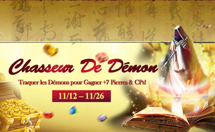 Chasseur De Démon