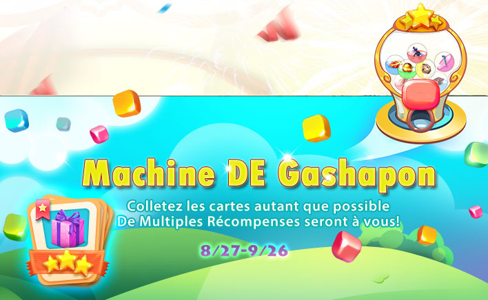 Machine De Gashapon