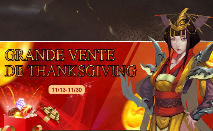 2015 Thanksgiving Promotion
