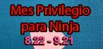 Mes Privilegio de Ninja