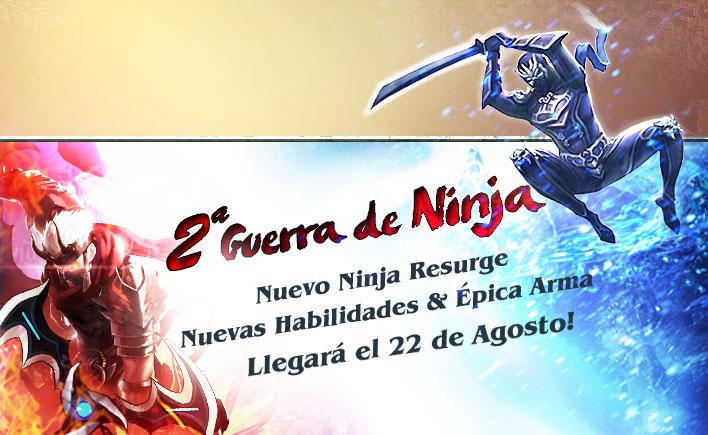 2ª Guerra de Ninja