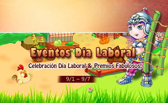Eventos Dia Laboral