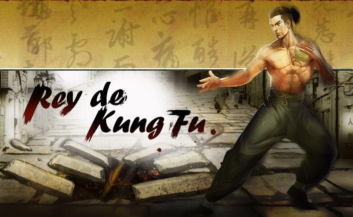 El Rey de Kung Fu