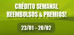 Reembolsos de CPs & Premios Semanales
