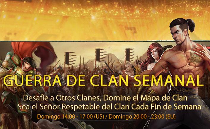 Guerra Semanal de Clan