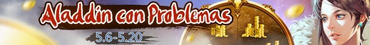 Aladdin con Problemas