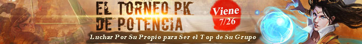 El Torneo PK De Potencia