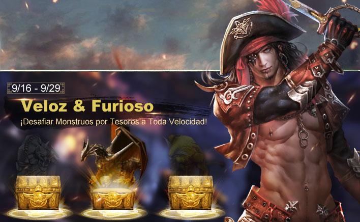 Veloz& Furioso