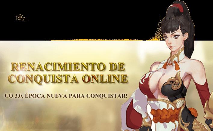 RENACIMIENTO DE CONQUISTA ONLINE