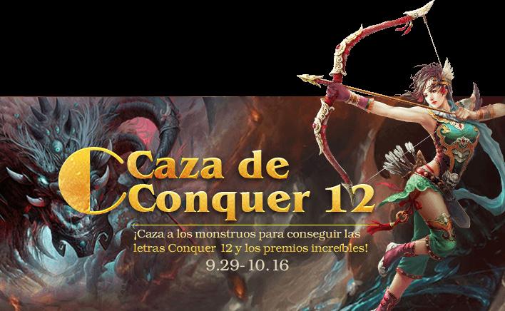 Cazar por Conquer12