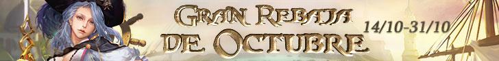 Grand Rebaja de Octubre