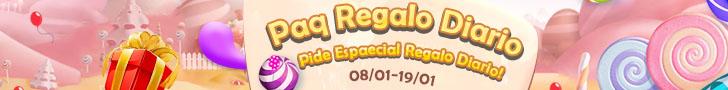 Paquete Regalo Diario