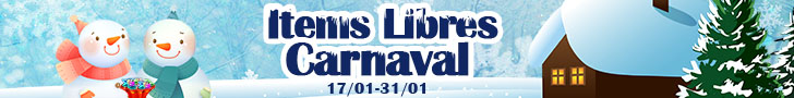 Items Libres Carnaval