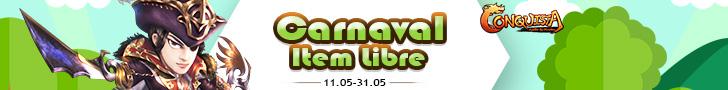 Mayo Carnaval Item Libre