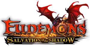 Eudemons Online Logo: Salvation of the Shadow