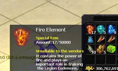 Element Zones