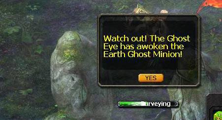 Ghost Graveyard