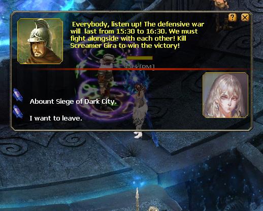Siege of Dark City