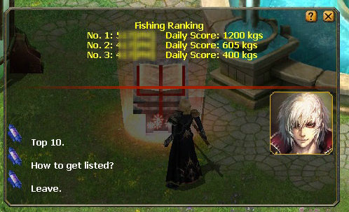 Fishing Contest