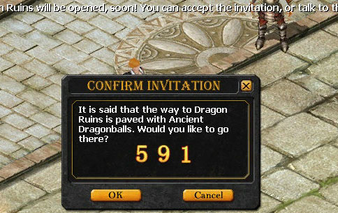 Ancient Dragonballs