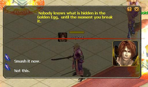 Smash Golden Eggs
